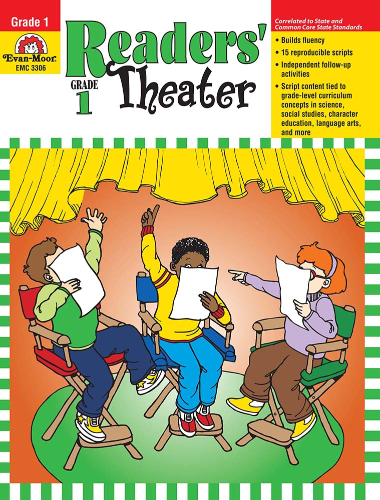 Picture of Readers' Theater, Grade 1 - Teacher Resource, Print
