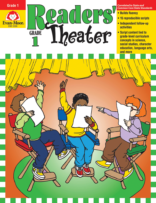 Picture of Readers' Theater, Grade 1 - Teacher Reproducibles, E-book