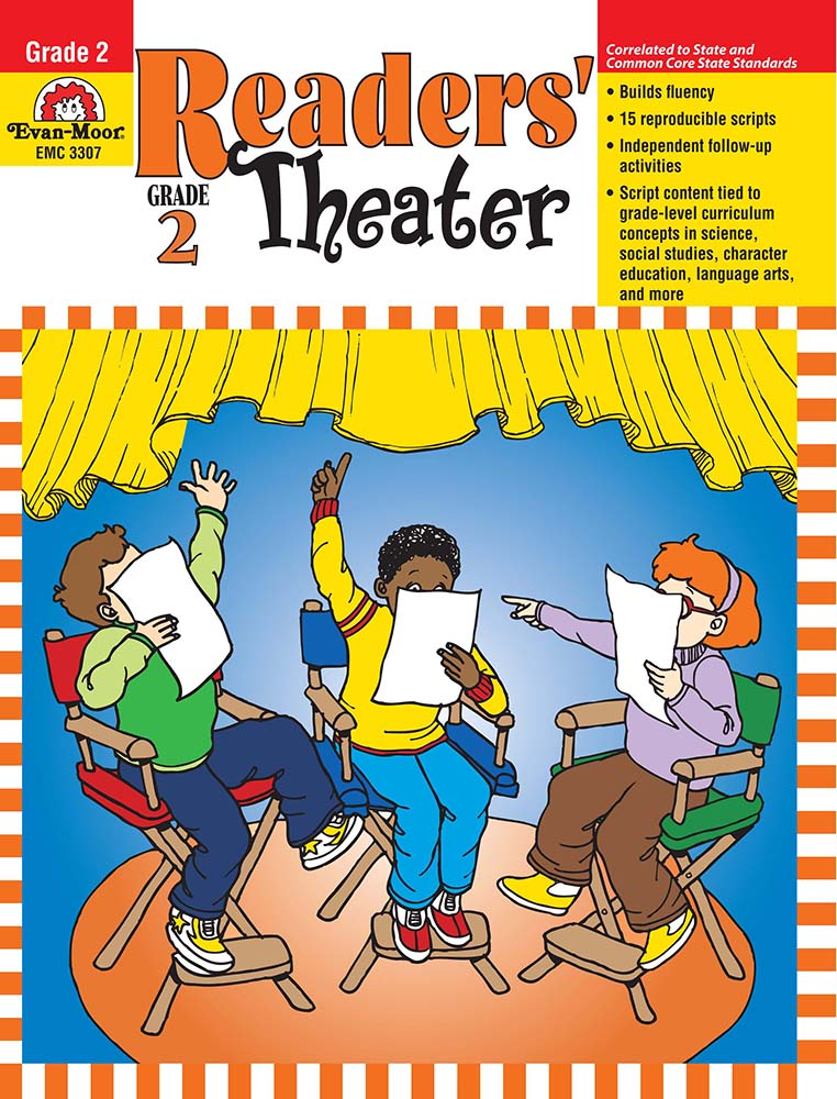 Picture of Readers' Theater, Grade 2 - Teacher Resource, Print