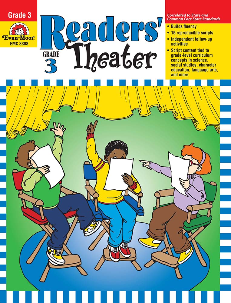 Picture of Readers' Theater, Grade 3 - Teacher Resource, Print