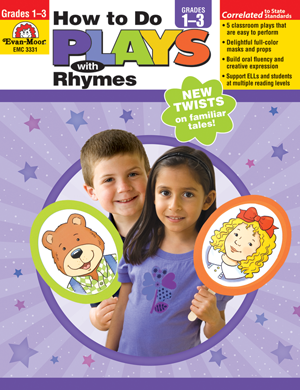 Picture of How to Do Plays with Rhymes, Grades 1-3-Teacher Resource, Print