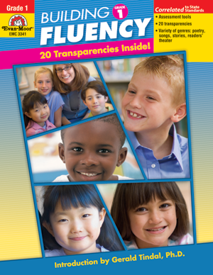 Picture of Building Fluency, Grade 1 - Teacher Reproducibles, Print