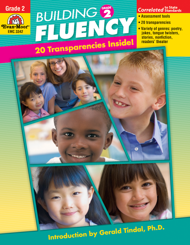 Picture of Building Fluency, Grade 2 - Teacher Reproducibles, E-book