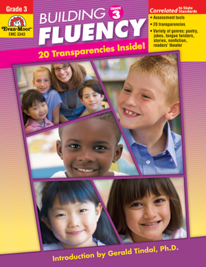 Picture of Building Fluency, Grade 3 - Teacher Reproducibles, Print