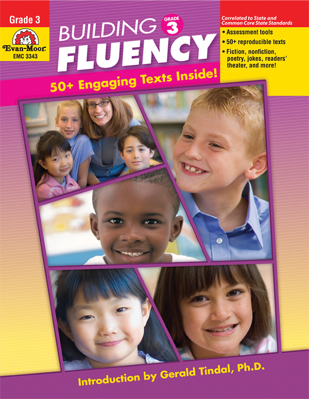 Picture of Building Fluency, Grade 3 - Teacher Reproducibles, E-book