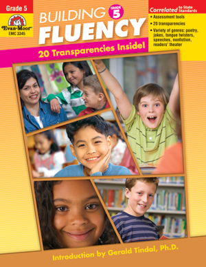 Picture of Building Fluency, Grade 5 - Teacher Reproducibles, Print