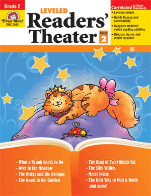 Picture of Leveled Readers' Theater, Grade 2 - Teacher Reproducibles, Print