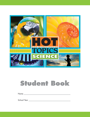 Picture of Hot Topics: High Interest Reading, Science (Grades 4-8+) - Student Edition (6-Pack)-
