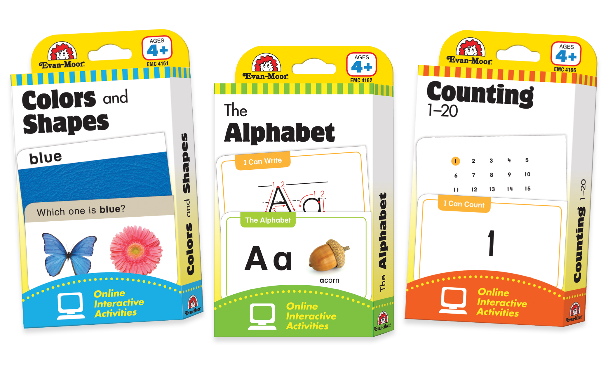 Picture of Flashcard Set Ages 4+