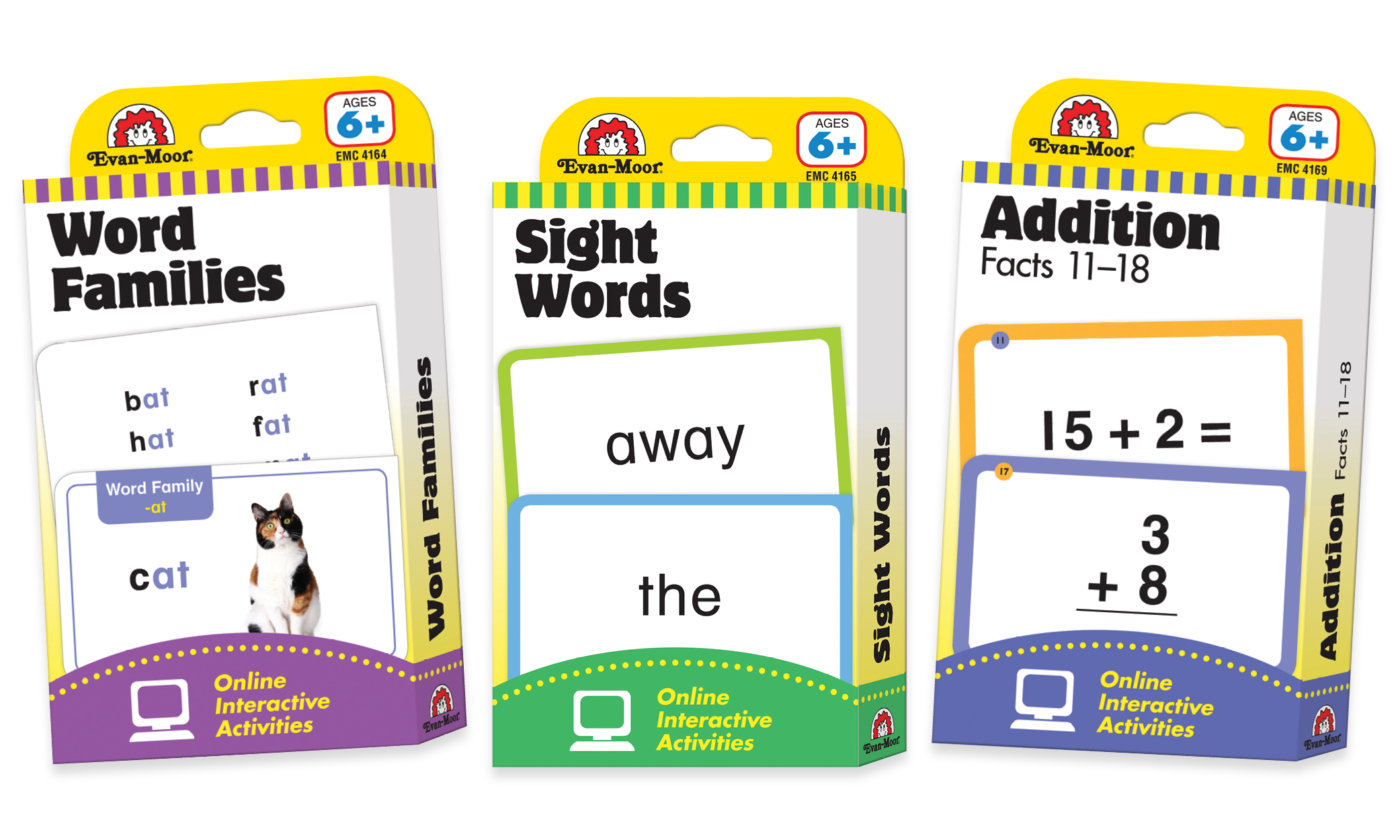 Picture of Flashcard Set Ages 6+