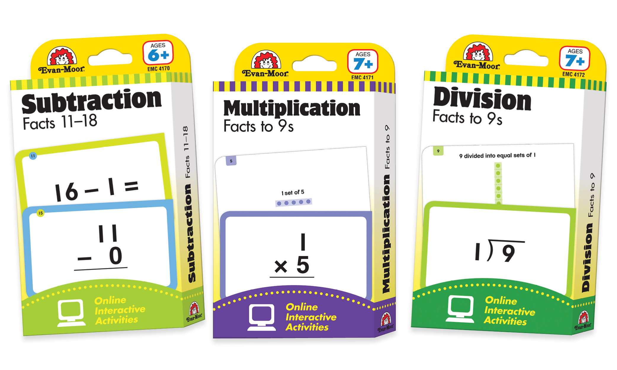 Picture of Flashcard Set 6-7+