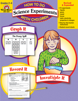 Picture of How to Do Science Experiments with Children, Grades 2-4 - Teacher Resource, Print