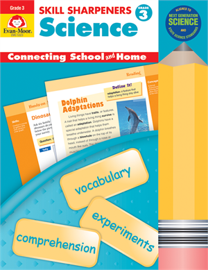 Picture of Skill Sharpeners: Science, Grade 3 - Activity Book