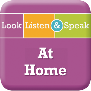 Picture of Look, Listen, & Speak: At Home - Interactive Lessons Trial