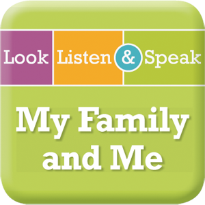 Picture of Look, Listen, & Speak: My Family and Me -Interactive Lessons Trial- Interactive Lessons Trial