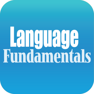 Picture of Language Fundamentals, Grade 1 - Interactive Lessons Trial