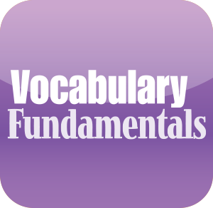 Picture of Vocabulary Fundamentals, Grade 3 - Interactive Lessons Trial