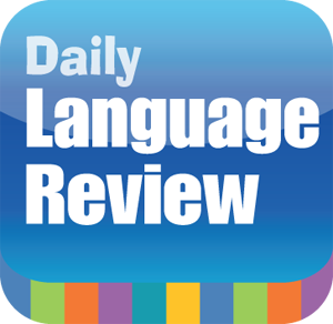 Picture of Daily Language Review, Grade 4 - Interactive Lessons