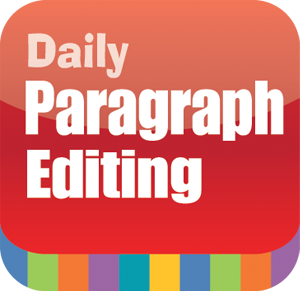 Picture of Daily Paragraph Editing, Grade 7 - Interactive Lessons