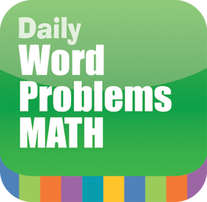 Picture of Daily Word Problems, Grade 1 - Interactive Lessons