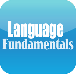 Picture of Language Fundamentals, Grade 6 - Interactive Lessons