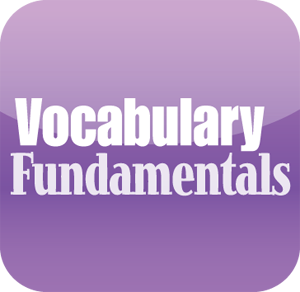 Picture of Vocabulary Fundamentals, Grade 6 - Interactive Lessons