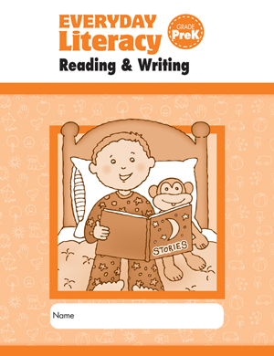 Picture of Everyday Literacy: Reading and Writing, Grade PreK-Student Edition (5-pack)