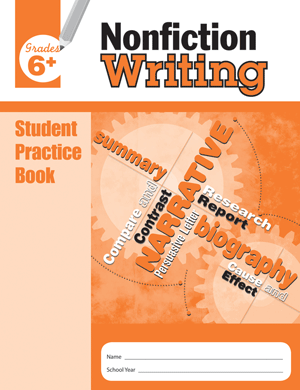 Picture of Nonfiction Writing, Grade 6 - Student Workbook (5-pack)