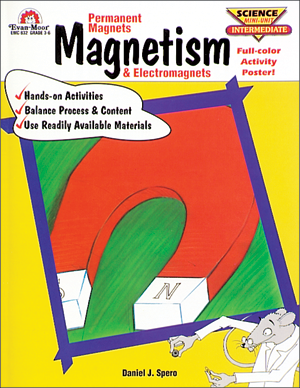 Picture of Magnetism: Permanent Magnets and Electromagnets - Teacher Reproducibles, E-book