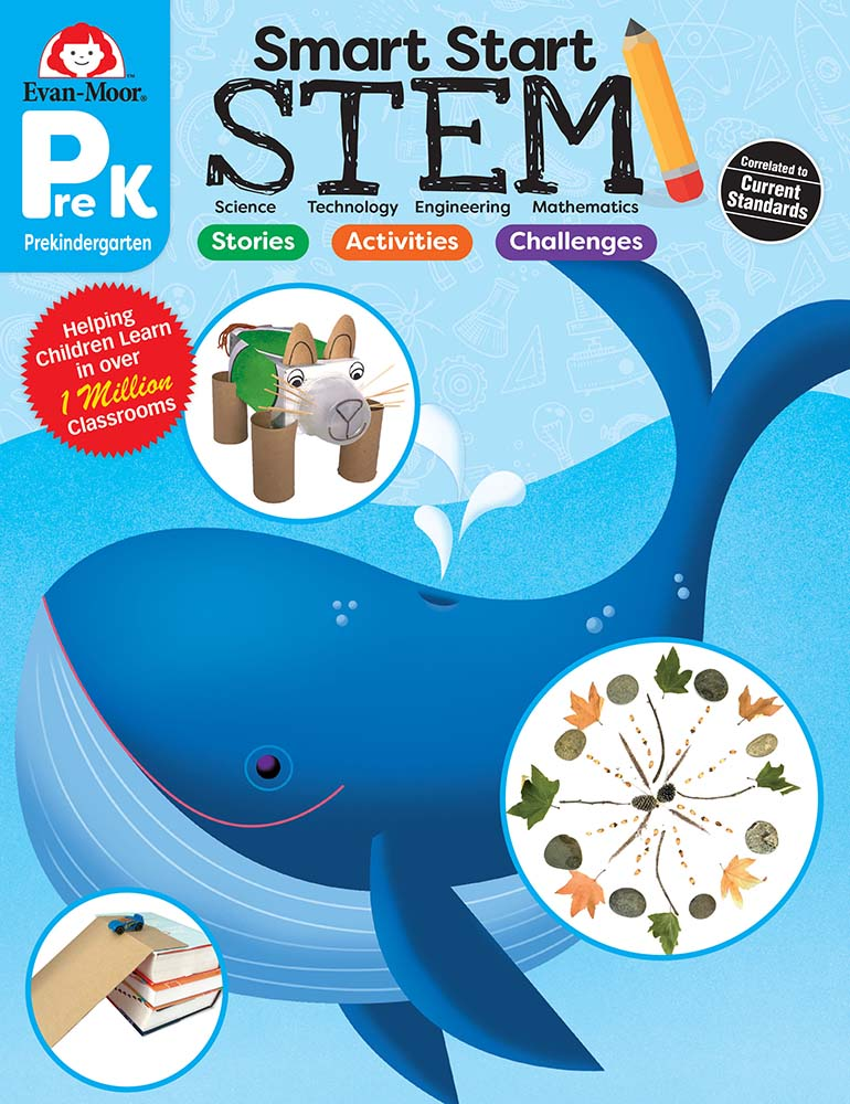 Picture of Smart Start: STEM, Grade PreK