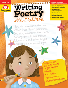 Picture of Writing Poetry with Children 1 - 6 - Teacher Resource, Print