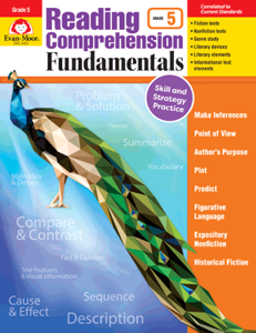 Picture of Reading Comprehension Fundamentals, Grade 5 - Teacher's Edition, Print