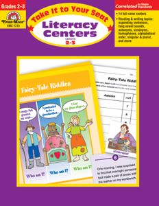Picture of Take It To Your Seat: Literacy Centers, Grades 2-3 - Teacher Resource, Print