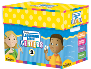 Picture of Daily Language Review Centers, Grade 2 - Classroom Resource Kit