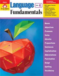 Picture of Language Fundamentals, Grade 4 - Teacher Reproducibles, Print
