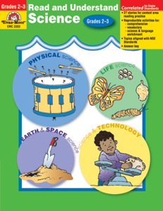 Picture of Read and Understand Science, Grades 2-3 - Teacher Reproducibles, Print