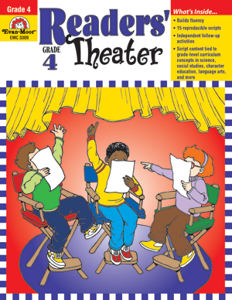 Picture of Readers' Theater, Grade 4 - Teacher Resource, Print