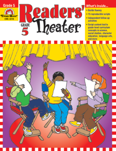 Picture of Readers' Theater, Grade 5 - Teacher Resource, Print