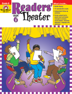 Picture of Readers' Theater, Grade 6 - Teacher Resource, Print