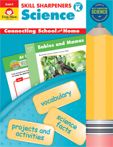 Picture of Skill Sharpeners: Science, Grade K - Activity Book