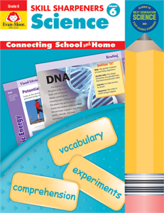 Picture of Skill Sharpeners Science Grade 6 - Activity Book