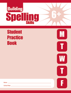 Picture of Building Spelling Skills, Grade 6 - Student Workbook (5-pack)