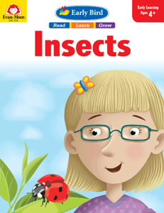 Picture of Early Bird: Insects - Activity Book