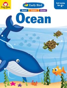 Picture of Early Bird: Ocean - Activity Book