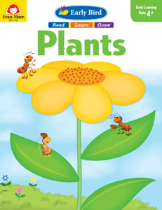 Picture of Early Bird: Plants - Activity Book