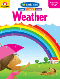 Picture of Early Bird: Weather - Activity Book