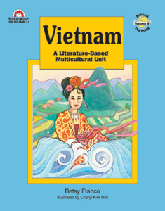 Complete Thematic Units, Vietnam - Teacher Reproducibles, Print: E-book