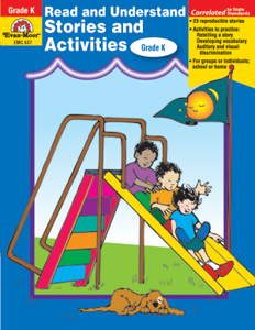 Read and Understand: Stories and Activities, Grade K - Teacher Reproducibles, E-book