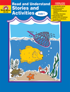 Read and Understand: Stories and Activities, Grade 1 - Teacher Reproducibles, E-book