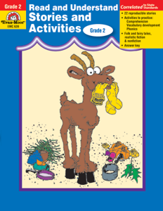 Read and Understand: Stories and Activities, Grade 2 - Teacher Reproducibles, E-book